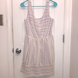 City Studio Lace Dress